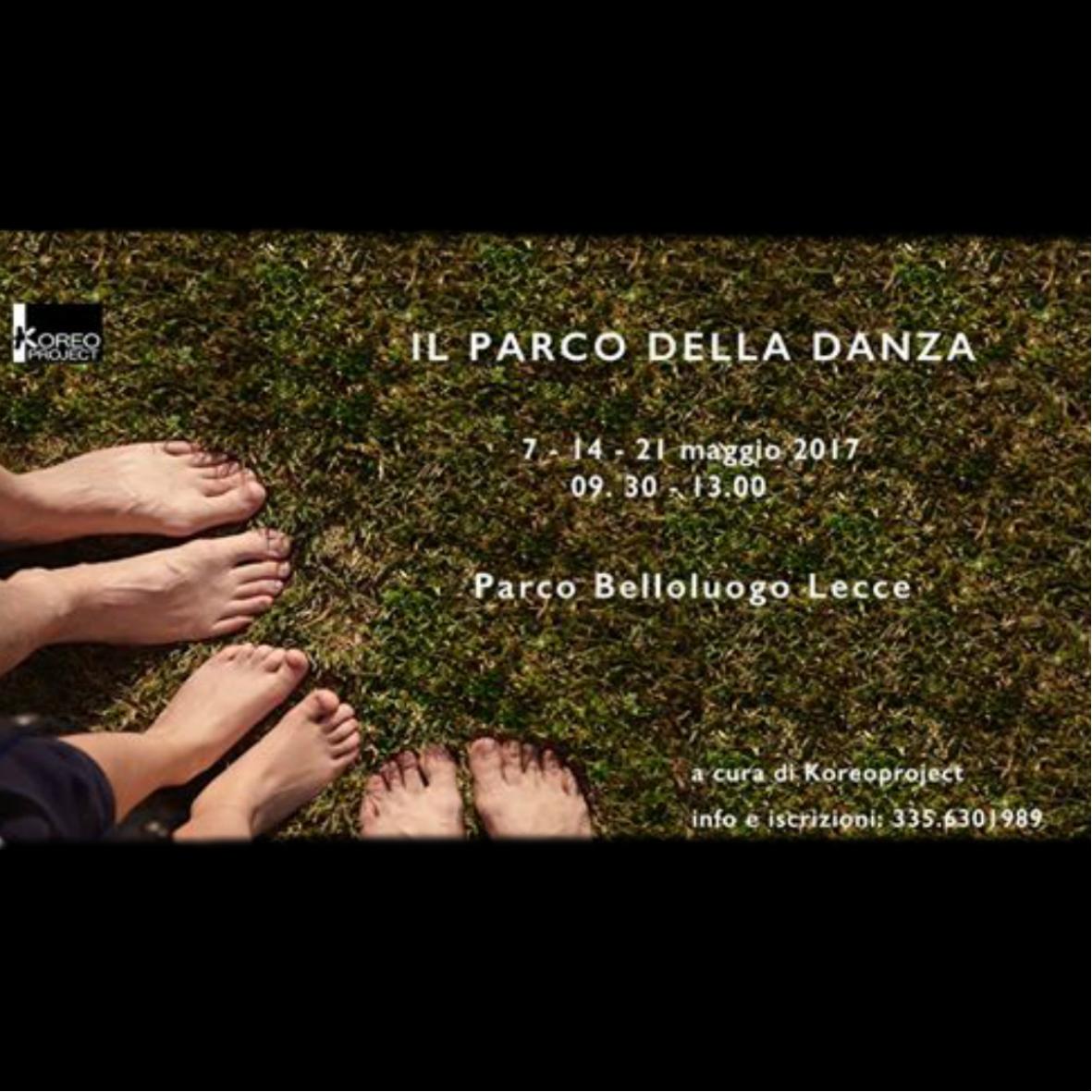 Il parco della danza - Lecce