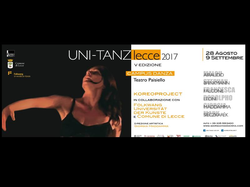 unitanz lecce 2017