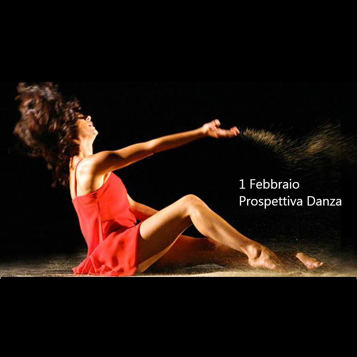 Workshop danza contemporanea - prospettiva danza - 1 febbraio 2017